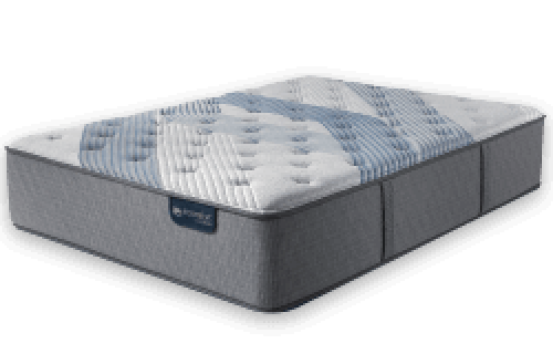 Model: 500821131-1050 | Serta iComfort Hybrid Blue Fusion 3000 Firm-Queen