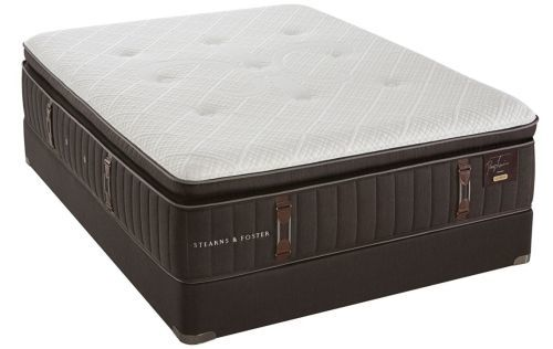 Model: 51876432 | Stearns And Foster  Reserve LXUP EPT Mattress Split California King