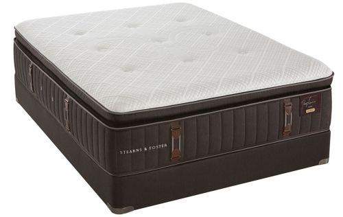 Stearns And Foster Reserve Collection No. 2 Full Mattress Queen
