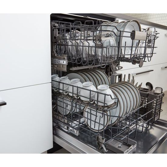 "24"" Built-In TriFecta™ Dishwasher, 38dBA"