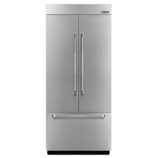 Jenn-Air 36-inch Stainless Steel Panel Kit for Fully Integrated Built-In French Door Refrigerator