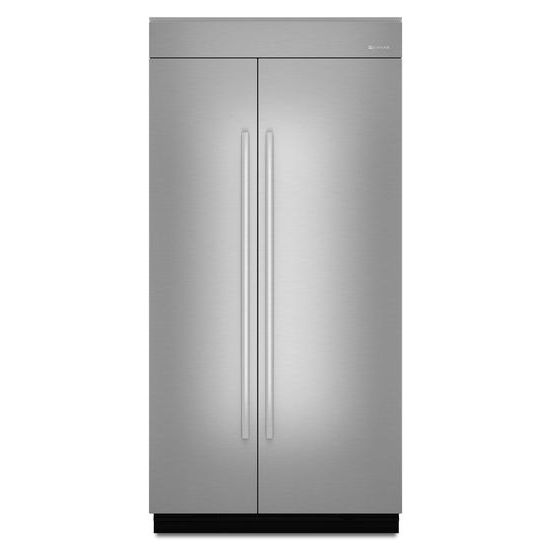 Model: JPK42SNXESS | 42-inch Stainless Steel Panel Kit for Fully Integrated Built-In Side-by-Side Refrigerator
