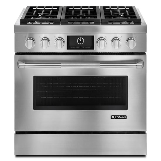 Pro-Style® Dual-Fuel Range with MultiMode® Convection, 36