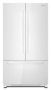 Cabinet Depth French Door Refrigerator with Internal Dispenser, 72