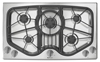 "Model: JGC8536BDS | Jenn-Air Gas Cooktop, 36"""