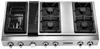 "Model: JGD8348CDP | Jenn-Air Pro-Style Modular Gas Downdraft Rangetop, 48"""