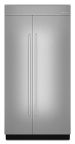 """Jenn-Air 42""""(w) Fully Integrated Built-In Side by Side Refrigerator Panel Kit."""