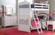 Twin Over Twin Bunk Bed 3/3