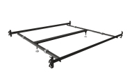 756-QK Hook-On Bed Rails for Queen and King Beds