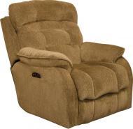 Crowley Power Headrest Lay Flat Recliner