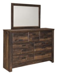 Dresser/Quinden/Dark Brown