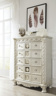 Five Drawer Chest/Cassimore