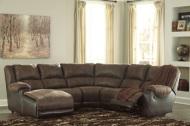 Armless Chair/Nantahala/Coffee
