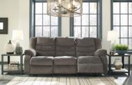 Reclining Sofa/Tulen/Gray