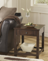 Rectangular End Table/Marion