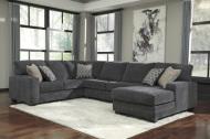 LAF Sofa/Tracling/Slate