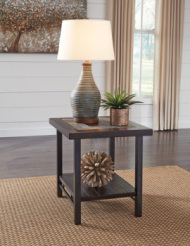 Rectangular End Table/Gallivan