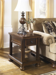 Chair Side End Table/Porter
