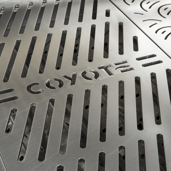 "Coyote Signature Grates 3 pk ? 28"" & 42"" Grills"