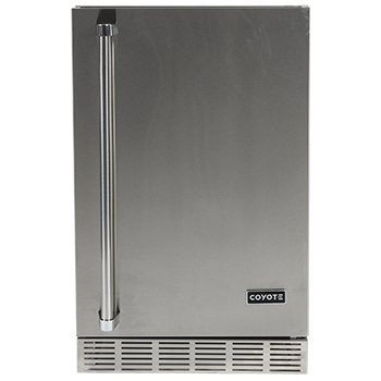 "Coyote 21"" Outdoor Refrigerator"