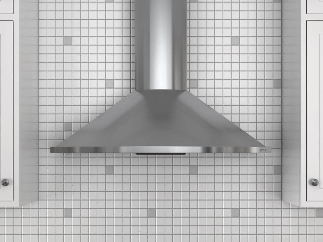 "Model: ZSA-M90DBS | Zephyr 36"" Savona Wall"