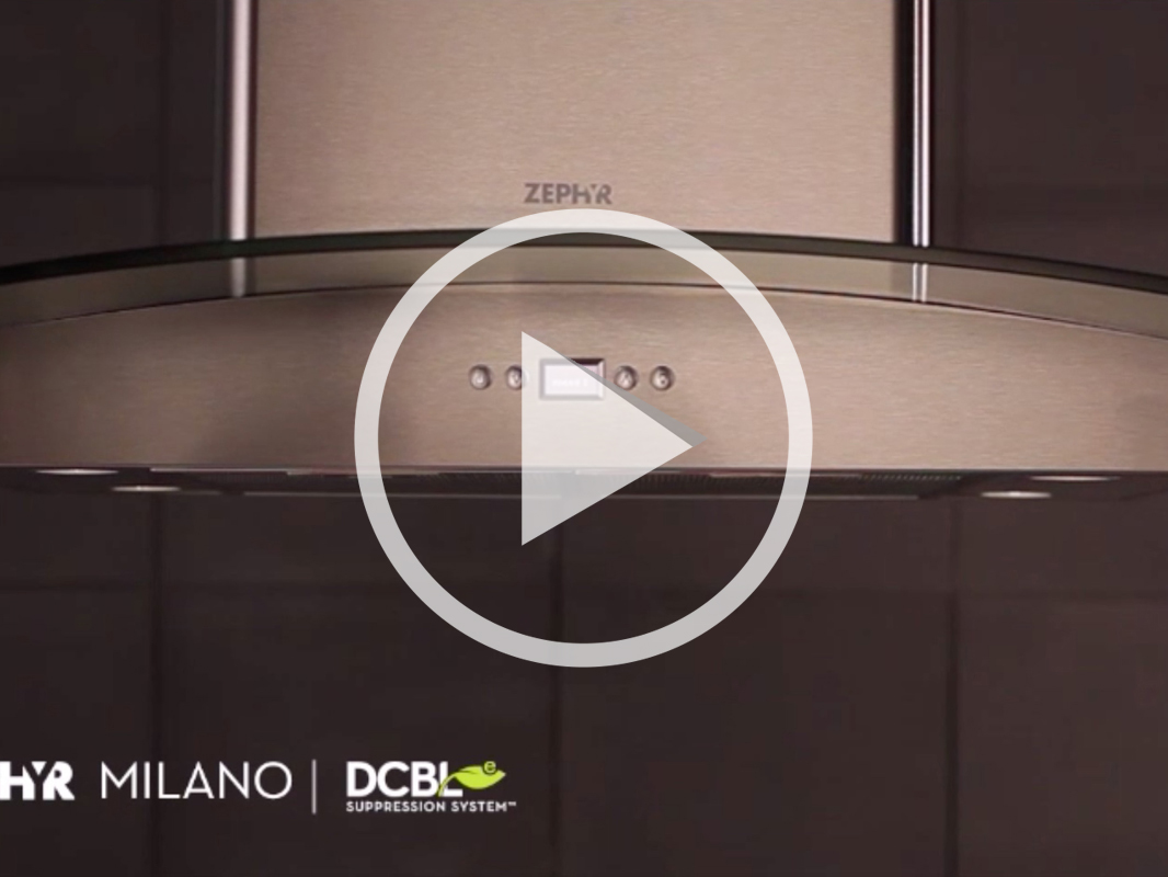 "Model: ZML-E42BG | Zephyr 42"" Milano Island"