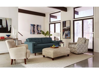 Model: 772150 | Sofas, Two Cushion Sofas