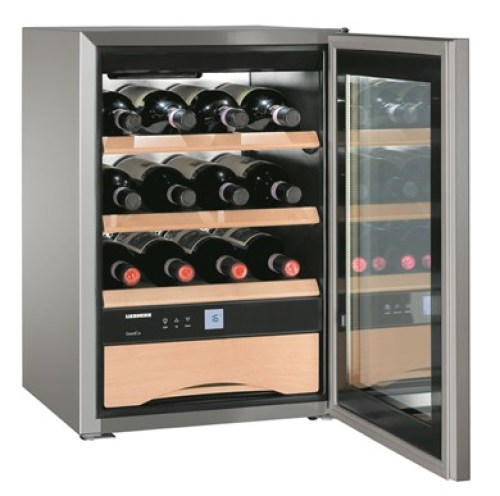 Wine storage cabinet