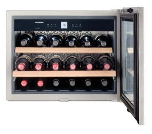 Built-in wine storage cabinet