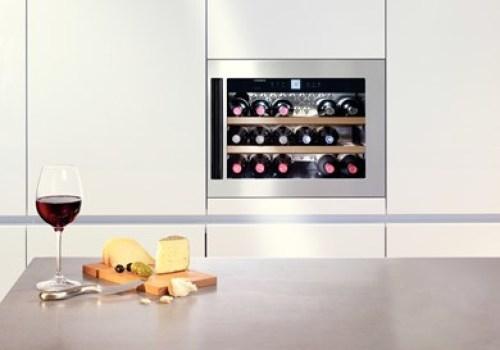 Model: HWS 1800 | Liebherr Built-in wine storage cabinet