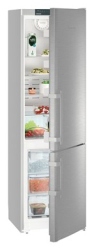 Fridge-freezer with NoFrost