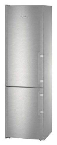 Liebherr Fridge-freezer with NoFrost- Left Hinged Door