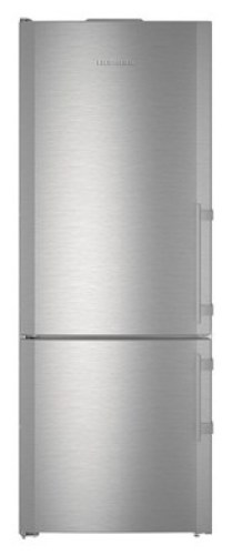 Liebherr Fridge-freezer with BioFresh and NoFrost