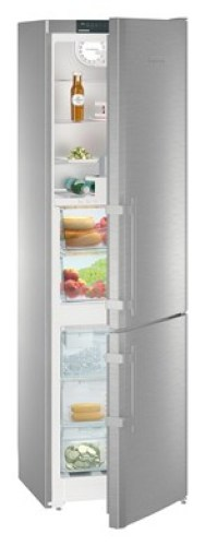 Liebherr Fridge-freezer with BioFresh and NoFrost- Left Hinged Door