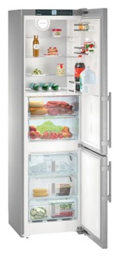 Model: CBS 1360N | Liebherr Fridge-freezer with BioFresh and NoFrost - Non Branded- Right Hinged Doors