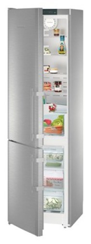 Liebherr Fridge-freezer with NoFrost- Right Hinged Door