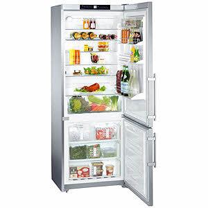 Liebherr 30 inch refrigerator & freezer