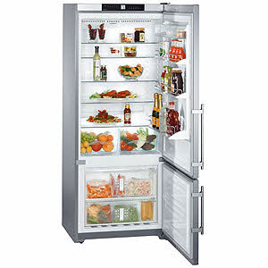 30 inch refrigerator & freezer