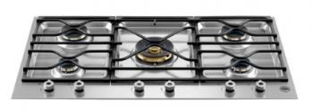 BERTAZZONI PROFESSIONAL SERIES 36 5-Burner Segmented Cooktop