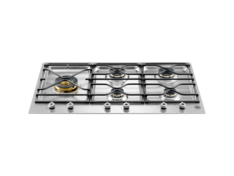 Professional Series 36 Segmented cooktop 5-burner