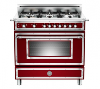 BERTAZZONI HERITAGE SERIES 36 6-Burner, Gas Oven