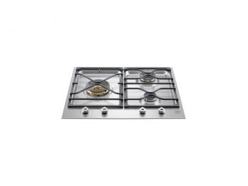 24 3-Burner Segmented Cooktop