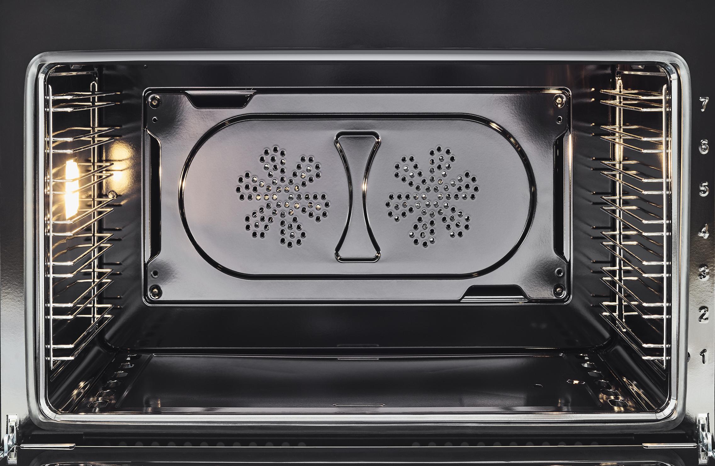 "Model: MAST365GASXE | Bertazzoni 36"" Master Series range - Gas oven - 5 aluminum burners"