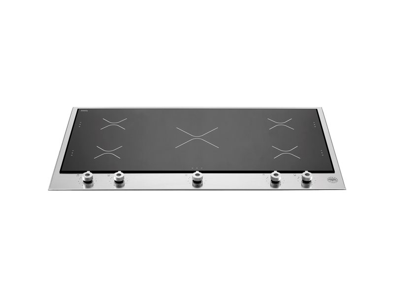 Professional Series 36 Segmented Cooktop 5 induction zones