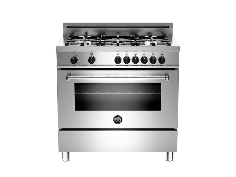 Master Series 36 5-Burner, Electric Oven