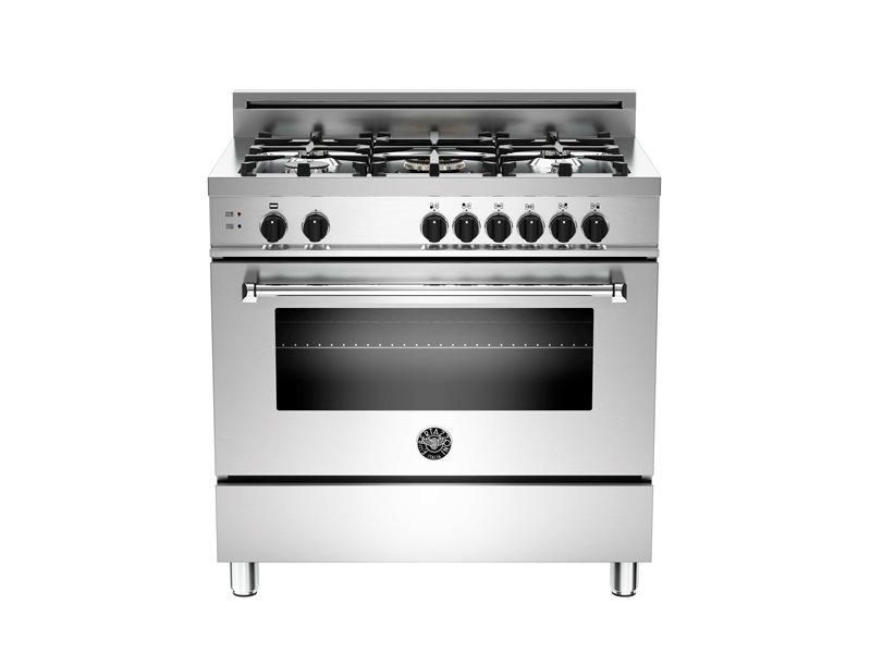Master Series 36 5-Burner, Gas Oven
