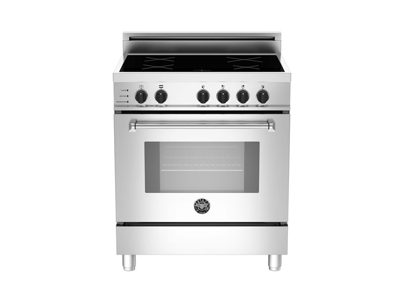 Master Series 30 4-Induction Zones, Electric Self Clean Oven