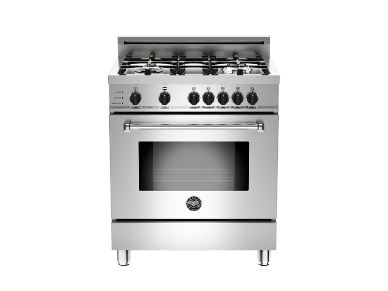 Master Series 30 4-Burner, Electric Self Clean Oven