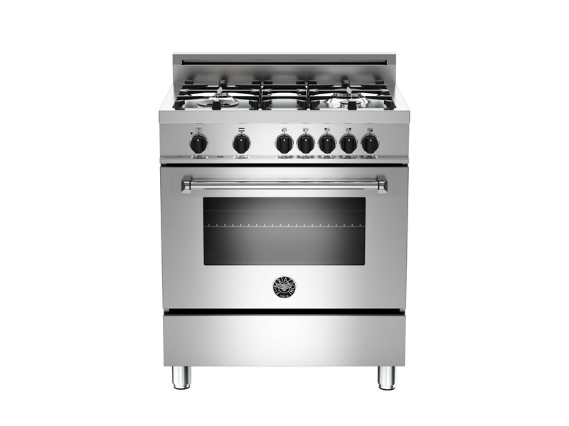 Master Series 30 4-Burner, Electric Oven