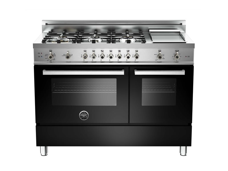 Professional Series 48 6-Burner + Griddle, Gas Double Oven